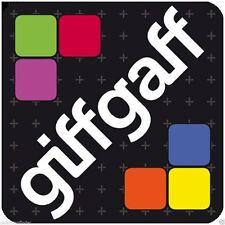 Giffgaff NANO/Micro/Standard SIM / 4G Free £5 Credit / Unlimited Text & Internet