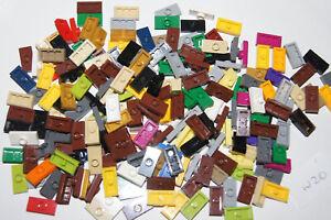 LEGO - 206 1x2 Plates with STUDS in centre Bricks / Blocks # 3794 (W20) GENUINE