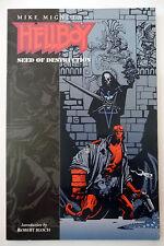 hellboy seed of destruction tpb  dark horse comics