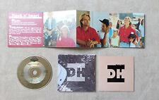"CD AUDIO MUSIQUE INT/ DAVID HALLYDAY ""ROCK N' HEART"" MAXI CD PROMO 5153 5T 1990"