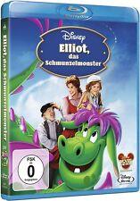 Blu-ray Walt Disney ELLIOT, DAS SCHMUNZELMONSTER # Mickey Rooney ++NEU