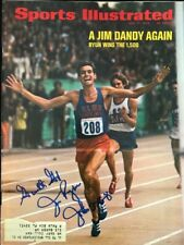 Jim Ryun Autographed Sports Illustrated July 17 1972