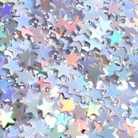 3000pcs 6mm Metallic Sequin Star Table Confetti Glitter Wedding Table Scatter D
