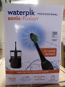 Waterpik SF-02CD012-3 Electric Toothbrush and Water Flosser Sonic Fusion