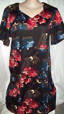 Unbranded Polyester Floral Women's Shift Dresses