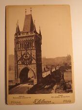 Praha / Prag - Der altstädter Brückenthurm - Brückenturm - Lichtdruck / KAB