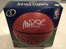Los Angeles Lakers Magic Johnson Signed NBA Basketball Basketball Autograph COA
