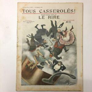Le RIRE N°97 - 10 Décembre 1904