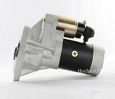 Starter Motor for Holden Rodeo TF RA 4JH1-TC 4JJ1 4JX1 3.0L Turbo Diesel 02-08