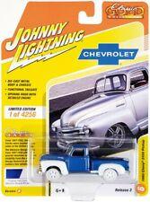 Chase 1950 CHEVROLET 3100 PICKUP TRUCK 1/64 BY JOHNNY LIGHTNING JLSP106 B