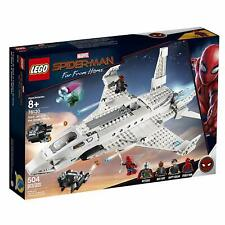 LEGO 76130 Marvel Spider-Man Far From Home: Stark Jet and the Drone Attack