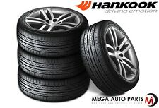 4 NEW Hankook H457 Ventus V2 Concept2 205/50R15 86H All Season Performance Tires