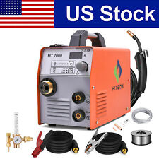New listing 4in 1 Mig Welder 220V 180A Inverter Gas Gasless Mma Arc Tig Mig Welding Machine