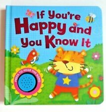 If You're Happy and You Know it by Bonnier Books Ltd sound book