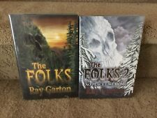 The Folks 1 & 2 by Ray Garton from Cemetery Dance signed Lhc