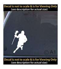 lacrosse player 6 inch decal 4 car truck home laptop fun more SPT_62
