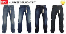 Diesel Long Classic Fit, Straight Jeans for Men