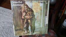 Jethro Tull, Aqualung LP Test Pressing SS