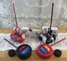 MGA Remote Control RC Ice Hockey Players, Radio Controlled - Tested & Working