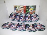 NARUTO - COMPLETE ANIME TV SERIES DVD BOX SET (1-220 EPS)