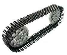 50 Lego Traed Links + LARGE Gears (technic,tank,crane,excavator,tracked,crawler)