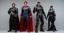 Figuras 1/6 Superman Man of Steel (Hot toys - Xensation)
