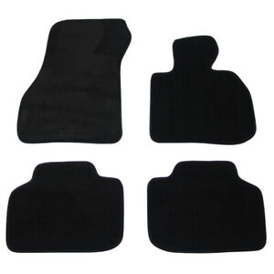 For BMW X1 F48 2015 to 2020 Tailored Carpet Car Floor Mats Front & Rear