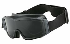 ESS Eyewear Asian Fit Profile Compact Tactical Goggle with Soft Case - Black
