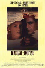 """16mm Feature """"REVERSAL OF FORTUNE"""" (1990) LPP Flat Print"""
