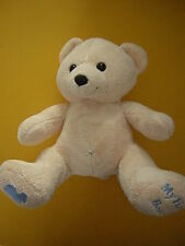 CHAD VALLEY CREAM MY FIRST BEAR SOFT TOY
