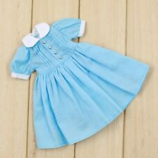 Blythe Doll icy Doll Blue Peter Pan Collar Little Dress
