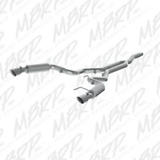 """MBRP T409 3"""" Race Ver. CatBack Exhaust for 2015-2020 Ford Mustang EcoBoost Coupe"""