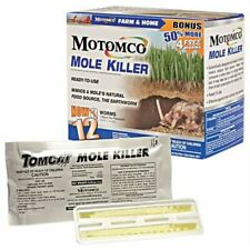 Mole Killer Worm Formula Ready To Use Bonus Box 12 Count