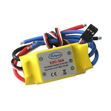 HP 30A Brushless Speed Controller ESC for RC Helicopter Airplane Multirotor Quad