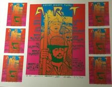 Artists Rights Today Proof Sf Fillmore Auditorium Jerry Garcia Band Fil870318