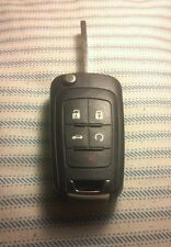 OEM 13500226 BUICK 5 BUTTON KEYLESS ENTRY REMOTE FLIP KEY REMOTE *NEW*