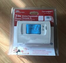 HOMEEXPERT BY HONEYWELL THR872CUK 7 DAY WIRELESS PROGRAMMABLE THERMOSTAT NEW