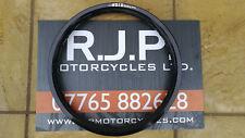 RM YZ 250 RMZ KTM Husky YZF 450 DID Dirt Star Wheel Rims Works 2.15 19 36 Black