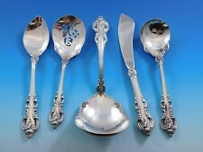 El Grandee by Towle Sterling Silver Essential Serving Set Small 5-piece