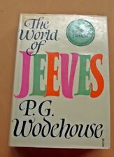 THE WORLD OF JEEVES. P.G. WOODHOUSE. 90th BIRTHDAY EDITION. H/C. D/J 1971