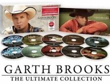 Garth Brooks-CD The Ultimate Collection 10 Disc Box Set-Garth Brooks CD Set-NEW