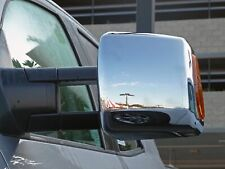 Toyota Tundra 2007 - 2018 TFP ABS Chrome Towing Mirror Cover Kit