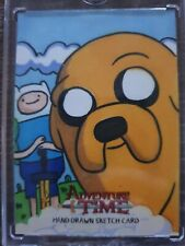 Adventure Time Sketch Card 1/1 2014 Cryptozoic