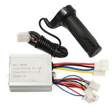 Bürstenmotor Controller Steuereinheit Gasgriff Für Elektro Scooter 24V 500w 28A