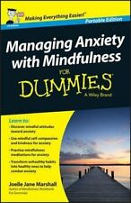 Managing Anxiety with Mindfulness For Dummies 9781118972526 (Paperback, 2015)