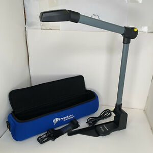 Freedom Scientific PEARL Text Book Magnifier Scanner Flex Arm Camera. Low Vision