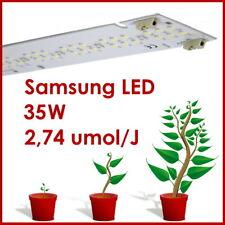 35W Modul Samsung LED LM301H Pflanzenlampe Grow Light Linear 28 cm Vollspektrum