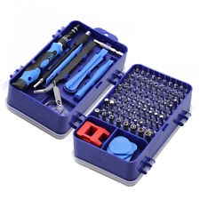 115 in 1 Magnetic Precision Screwdriver Set Computer Pc Phone Repair Tool Kit