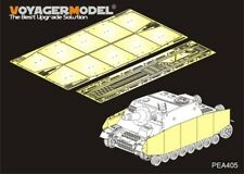 1/35 Voyager PEA405 Sturmpanzer IV Brummbar Late Side Skirts For TAMIYA 35353