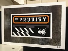 The Prodigy poster print